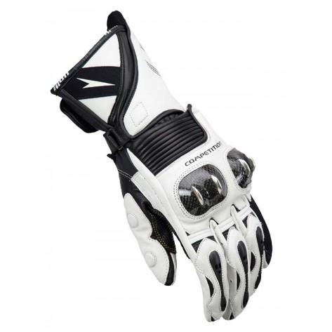 GUANTO UNIK R-8 White/Black