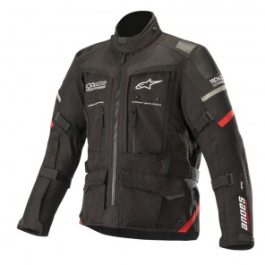 GIACCA ALPINESTARS ANDES PRO DRYSTAR Black/Red