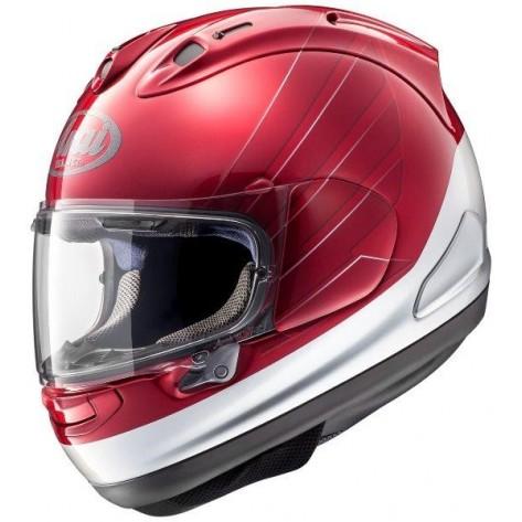 RX-7 V Honda CB Red/Silver