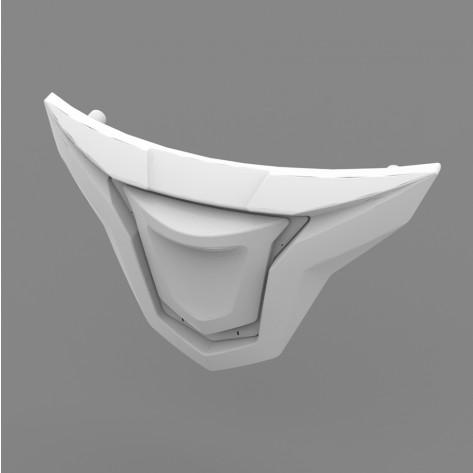 P. ARIA MENTONIERA NS-10 White