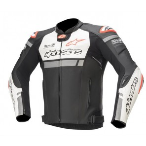 GIACCA ALPINESTARS MISSILE IGNITION Black/White/Red Fluo (1231)