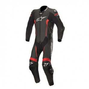 TUTA PELLE ALPINESTARS MISSILE 1PC T-AIR Black/Red/White