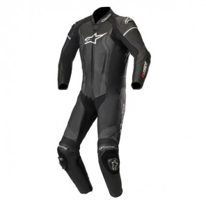 TUTA PELLE ALPINESTARS GP FORCE 1 PC Black