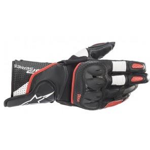 GUANTO ALPINESTARS SP-2 V3 Black/White/Bright Red