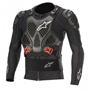GIACCA ALPINESTARS BIONIC TECH V2 PROTEC Black/Red