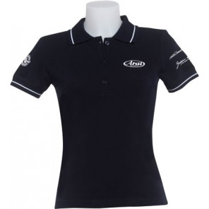 POLO DONNA M/MANICA Blue Navy