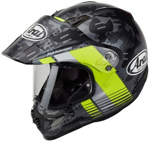 TOUR-X 4 COVER YELLOW