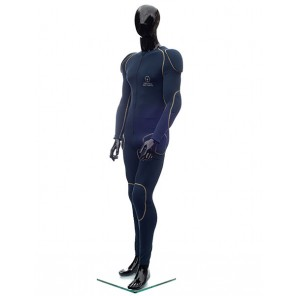 SPORT SUIT NO ARMOUR Blue/Yellow