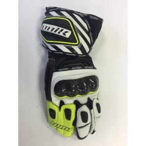 GUANTO UNIK R-22 Black/ Yellow Fluo