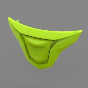 P. ARIA MENTONIERA NS-10 Fluor Yellow